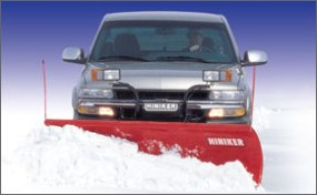Hiniker Snowplow