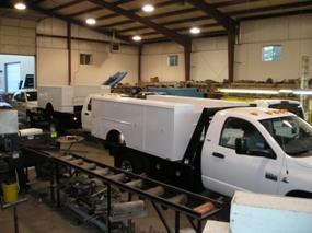 Truck Service Bodies