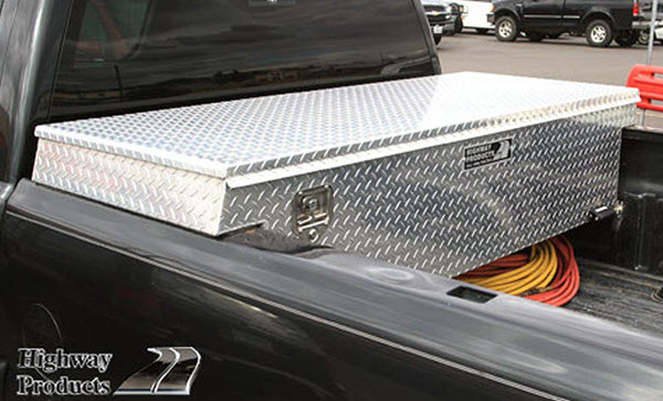 truck tool boxes - aluminum, steel, and diamond plate