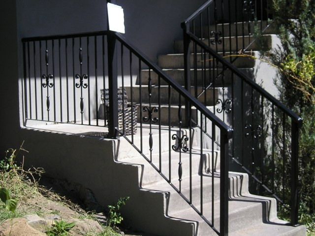 Ornamental Iron - Fabrication and Repair of Fencing