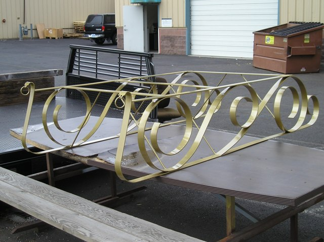 Ornamental Iron Fabrication And Repair Of Fencing