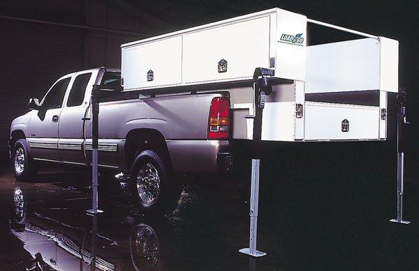 Slip On Truck Bodies By Fleetwest